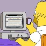 Homer y una buena Experiencia de Usuario