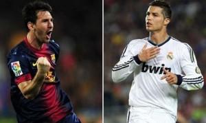 Ventaja competitiva: Messi y Cr7