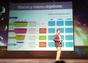 Micro y Macro Objetivos - Tristan Elosegui (Congreso Web de Zaragoza)